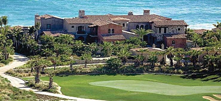 El Dorado Golf Beach Club Los Cabos Mexico Discovery Land Company Homes For North America Hawaii And